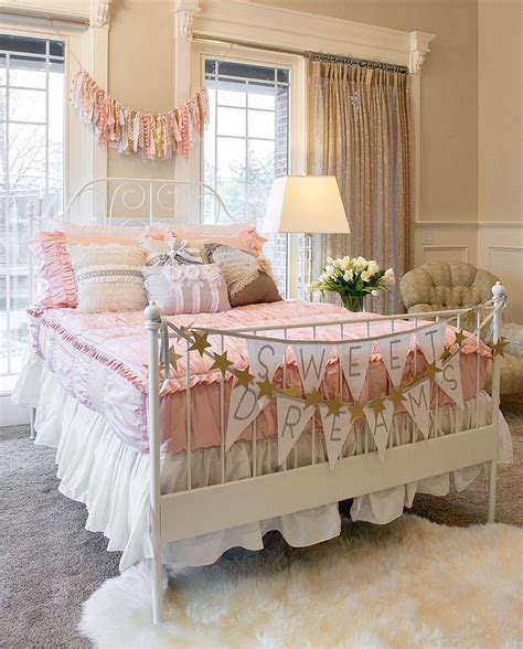 shabby to chic 30 creative and trendy shabby chic kids rooms