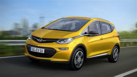 opel chevy opel era e aka chevy bolt to debut in