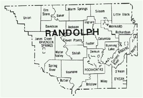 Randolph County Records Index To County Federal Records On The Randolph County Webpage