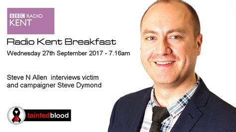 bbc radio kent breakfast 27th september 2017 with steve