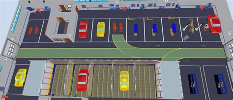 automotive workshop layout design mechanic shop layout best layout room