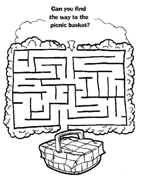 printable themed mazes 25 best ideas about mazes for kids on pinterest kids