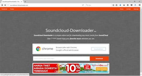 cara download mp3 soundcloud android 3 cara download simpan lagu mp3 soundcloud di android dan