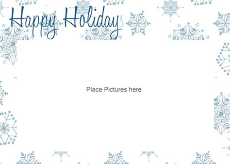 add a card template to magiccardeditor free printable photo card template just print add your