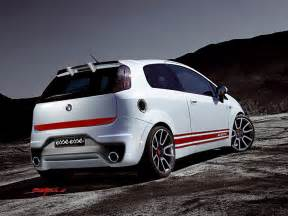 Abarth Essesse Abarth Punto Evo Esseesse