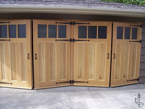 swing out door gallery evergreen carriage doors