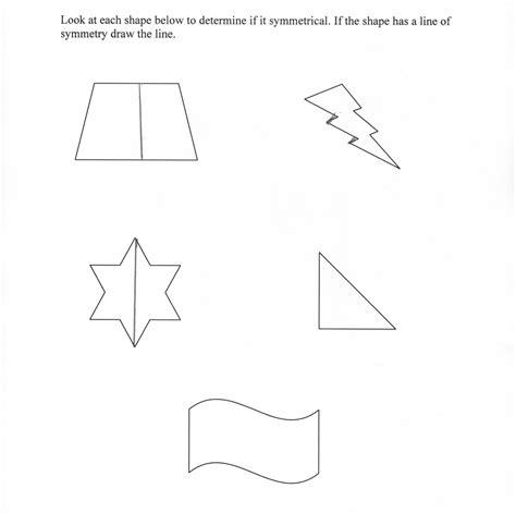 figure lines line symmetry