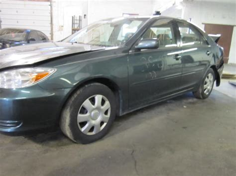 Toyota Camry 2002 Parts Parting Out 2002 Toyota Camry Stock 110115 Tom S