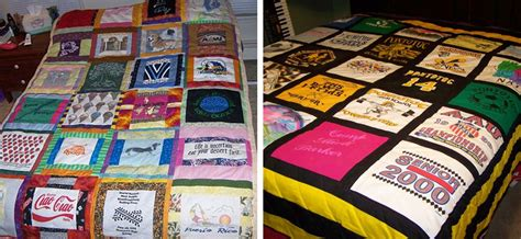 how to make t shirt quilt pattern quick and easy t shirt quilt tutorial national quilters