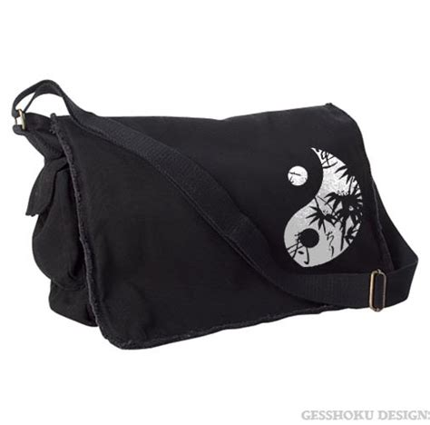 free pattern for yin yang bag asian yin yang messenger bag asian pattern bag