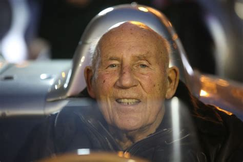 Sir Connery Announces Retirement by At Age 88 Sir Stirling Moss Announces His Retirement