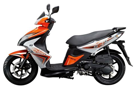 kymco super   review top speed