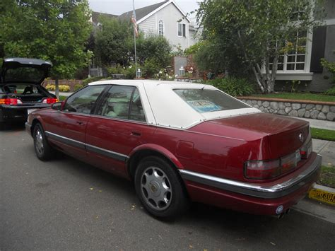 1993 Cadillac Seville by 1993 Cadillac Seville Information And Photos Momentcar