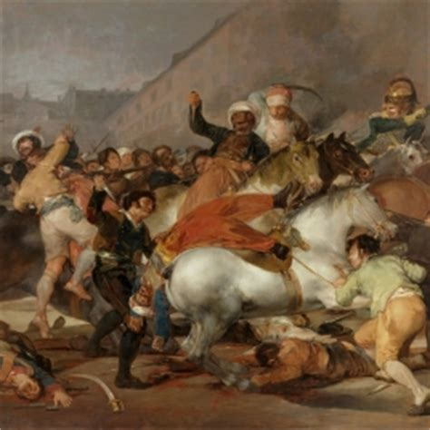 libro goya basic art 2 0 the 3rd of may 1808 in madrid or the executions the collection museo nacional del prado