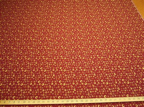 poppy upholstery fabric r9644 5 1 4 yards of oriel color poppy upholstery fabric