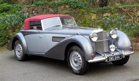 bentley special for sale classic 1951 bentley special roadster b137kl for sale