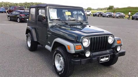 Jeeps For Sale Cheap Cheap Used Jeep Wrangler For Sale Maryland N300387a
