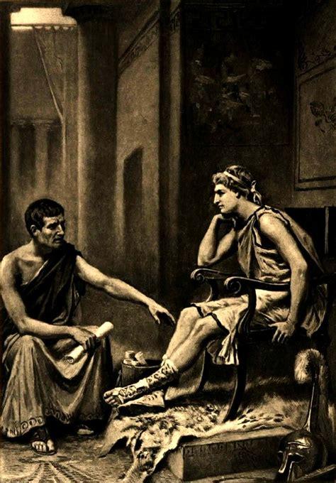 aristotle wikipedia file aristotle tutoring alexander by j l g ferris 1895 jpg