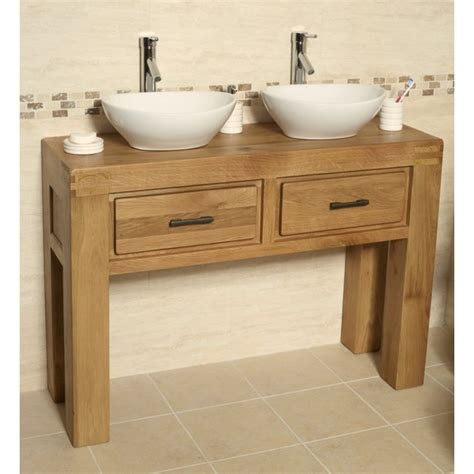 free standing bathroom sink vanity milan double oak free standing bathroom vanity unit best
