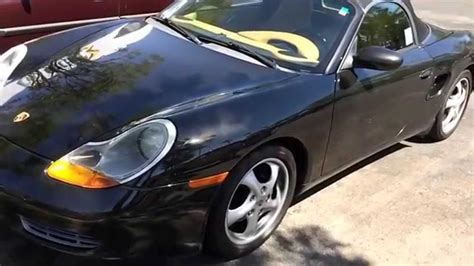Buy A Porsche by Should You Buy A Porsche Boxster 986 Part 1