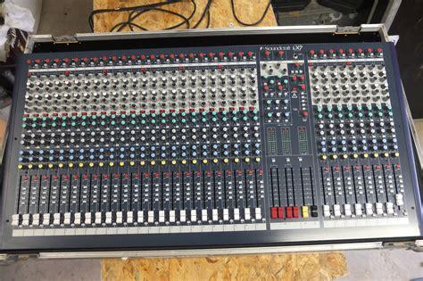 Mixer Lx7ii soundcraft lx7ii 32 image 774491 audiofanzine