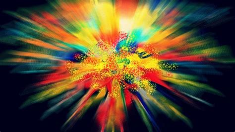 colorful colors color explosion wallpaper wallpapersafari