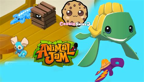 animal jam cookieswirlc plays online animal jam gaming video creating