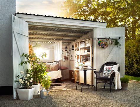 Garden Shed Living Room Design Trasformiamo Il Garage Ikea Www Testikea It
