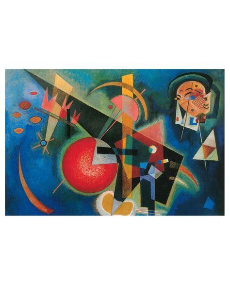 cuadros de kandinsky vassily kandinsky blue azul cuadro abstracto