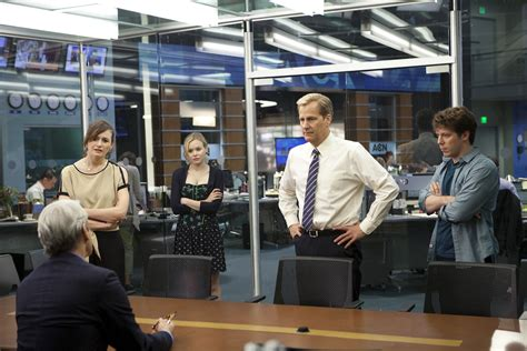 news room aaron sorkin talks the newsroom season 1 and the newsroom season 2 collider