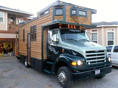 truck house 99 sterling diesel roadrunner house truck for sale