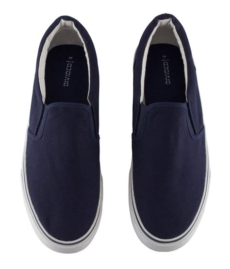 hm shoes h m shoes in blue for lyst