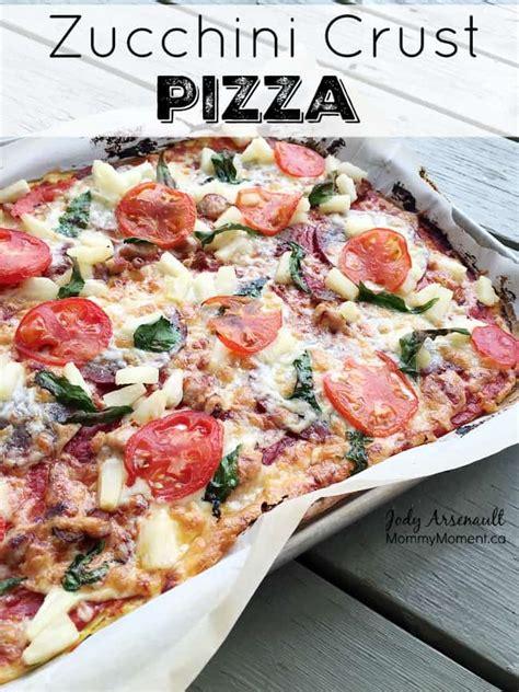 slender kitchen zucchini pizza boats zucchini pizza recipe dishmaps