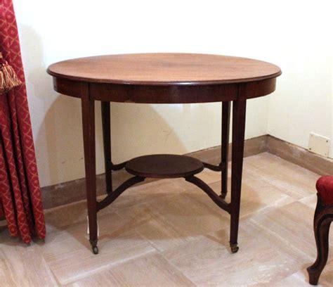 tavoli antichi inglesi tavolo ovale inglese antiquariato su anticoantico