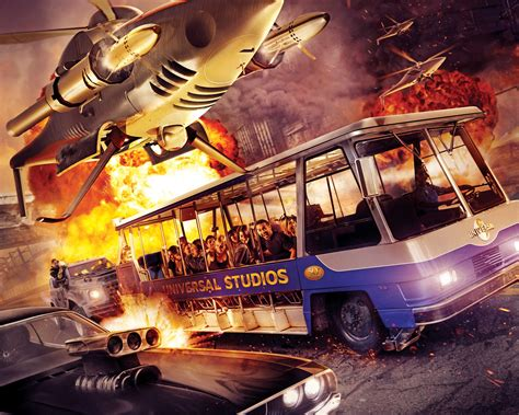 fast and furious universal orlando fast furious superchaged to open at universal studios