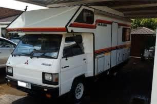 Mitsubishi House 1985 Mitsubishi L300 Motorhome Cars For Sale In Gauteng