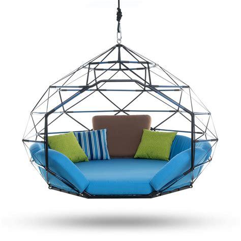 kodama zome hanging outdoor lounge kodama zome