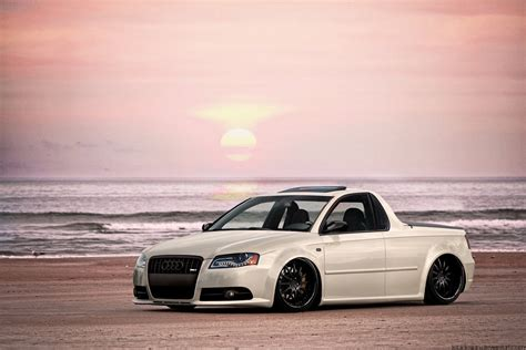 audi ute audi rs4 ute is our kind of oddity autoevolution