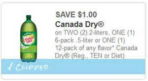 *HOT* Canada Dry Ginger All 2 Liters only $0.38 at Walmart   MyLitter   One Deal At A Time