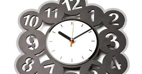 Jam Dinding Traktor Design Modern Dan Minimalis jual jam dinding modern bola yang unik mwc clock harga jam dinding