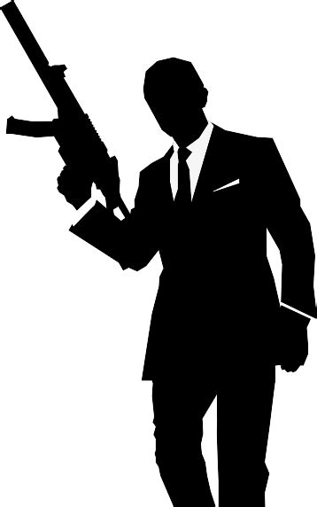 james bond silhouette james bond gun free vector download 440 free vector for