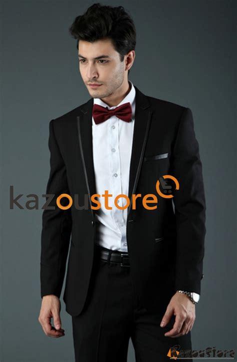 Jas Tuxedo Murah Detil Produk Jas Pria Semi Formal Murah Js091 Kazoustore