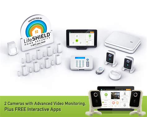 security professional lifeshield home security