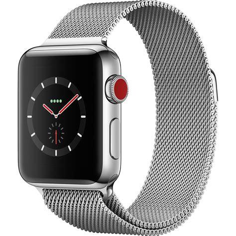 apple series 3 38mm smartwatch mr1f2ll a b h photo