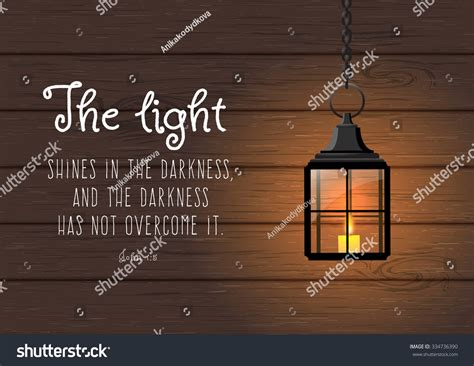 a light shining in darkness bible the light shines in the darkness and the darkness has not