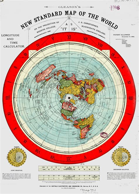 flat globe maps quot the earth is flat quot kyrie irving page 50 sports hip