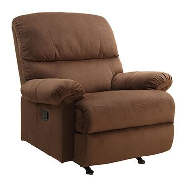 baby rocker recliner chocolate easton rocker recliner ds 1098 007 083 by