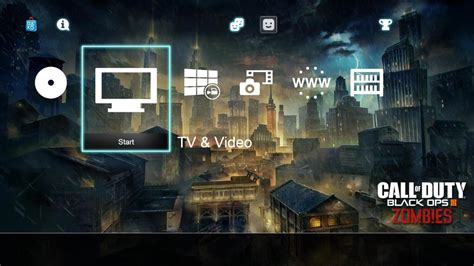 themes black ops 1 free zombies theme for ps4 now available for bo3 beta