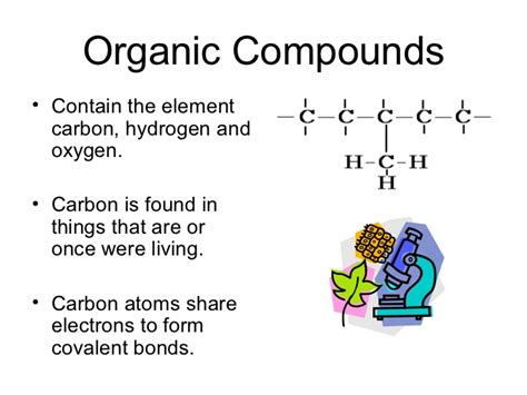 pattern matching organic molecules part 2 structure of organic compounds