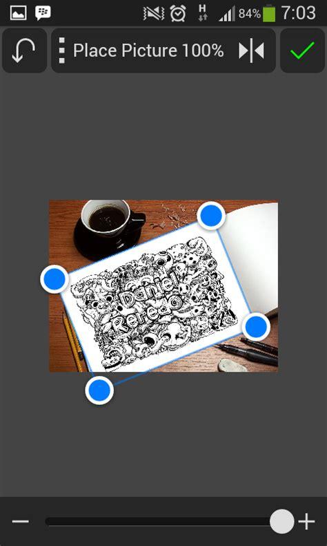 tutorial doodle art picsay pro membuat doodle art name picsay pro